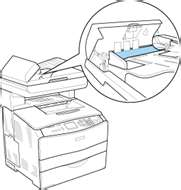 How to Fix a Paper Jam in a Fax Machine